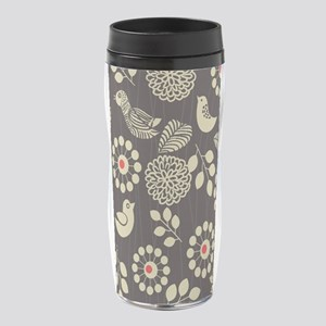 Woodland Birds 16 oz Travel Mug