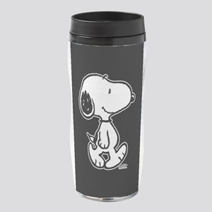 Peanuts Snoopy 16 oz Travel Mug