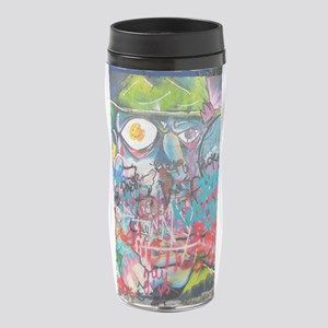 Graffiti Wall 16 oz Travel Mug