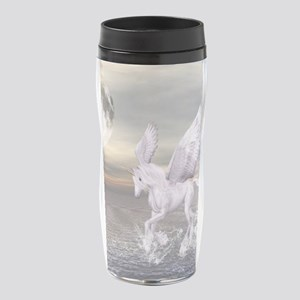 Pegasus-Unicorn Hybrid 16 oz Travel Mug