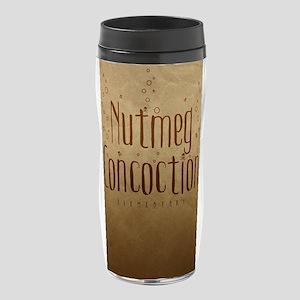 Elementary Nutmeg Concoction 16 oz Travel Mug