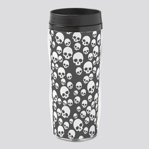 random-skull-pattern_lpf 16 oz Travel Mug