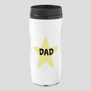 Dad, star, Fathers Day! 16 oz Travel Mug