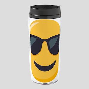 Sunglasses Emoji 16 oz. Travel Mug