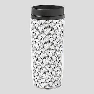 Snoopy Pattern 16 oz Travel Mug