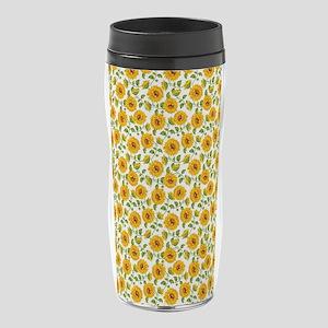 Sunflowers 16 oz Travel Mug