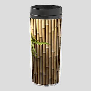 Bamboo Wall 16 oz Travel Mug
