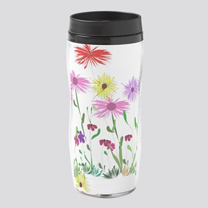 Flower Bunch 16 oz Travel Mug