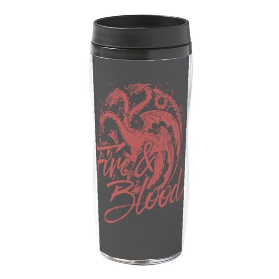 GOT Targaryen Fire And Blood