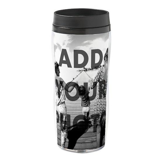 Add Your Photo Travel Mug