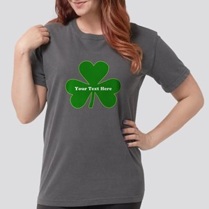 Ireland Green Clover Womens Comfort Colors® Shirt
