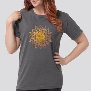 Decorative Sun Women's Dark T-Shirt