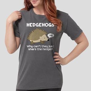 c4d64d860 Hedgehog Women's Comfort Colors® T-Shirts - CafePress