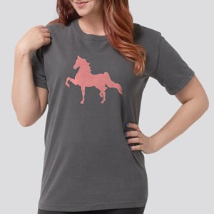 d5c48d66 American Saddlebred - Pink pattern T-Shirt