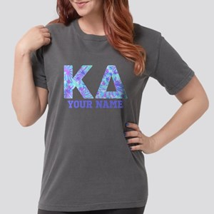Kappa Delta Tropical L Womens Comfort Colors Shirt