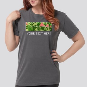 Delta Phi Epsilon Bana Womens Comfort Colors Shirt