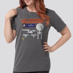 ENTERPRISE SCHEMA Womens Comfort Colors Shirt
