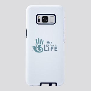 Mer Second Life Samsung Galaxy S8 Case