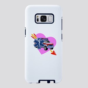 EMS Care Heart Samsung Galaxy S8 Case