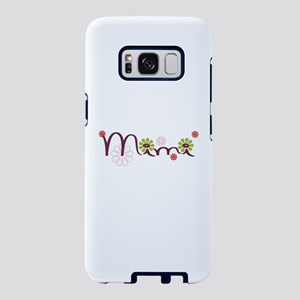 Mimi Flowers Samsung Galaxy S8 Case
