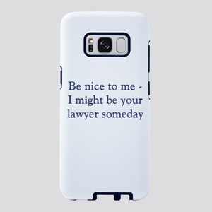 lawyer someday Samsung Galaxy S8 Case