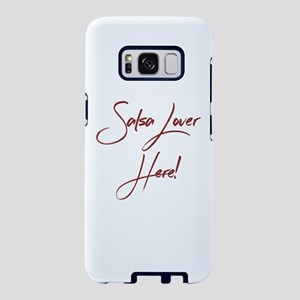 Salsa Lover Samsung Galaxy S8 Case
