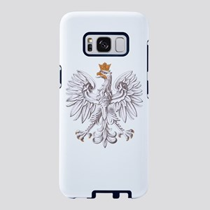 White Eagle of Poland Samsung Galaxy S8 Case