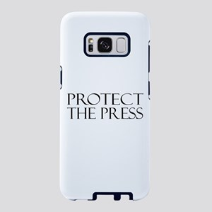 Protect the Press Samsung Galaxy S8 Case