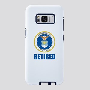 U.S. Air Force Retired Samsung Galaxy S8 Case