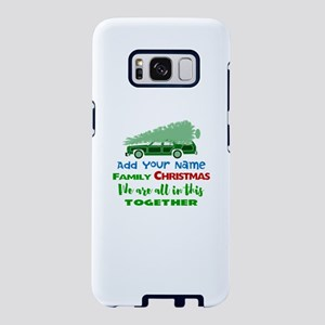 Personalized Griswold Chris Samsung Galaxy S8 Case