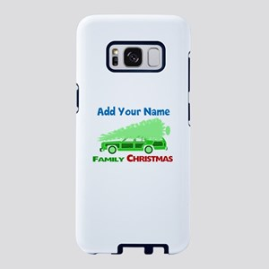 Personalized Family Christm Samsung Galaxy S8 Case
