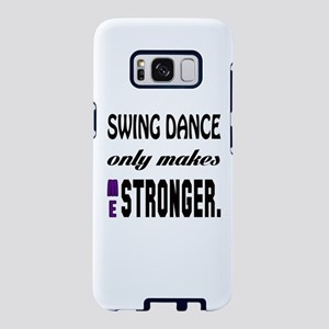 Swing dance dance Only Make Samsung Galaxy S8 Case