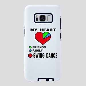 My Heart Friends, Family, S Samsung Galaxy S8 Case