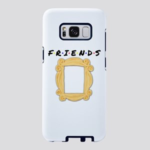 Friends Peephole Frame Samsung Galaxy S8 Case