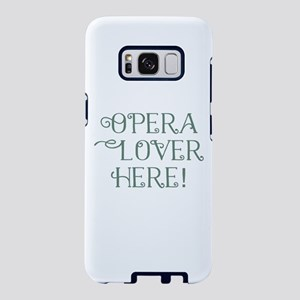 Opera Lover Samsung Galaxy S8 Case