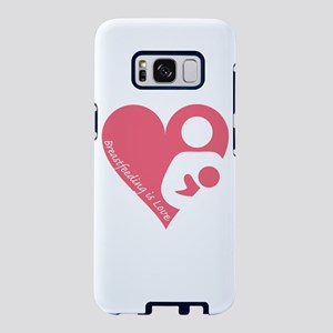 Breastfeeding is Love Samsung Galaxy S8 Case