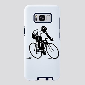 Cyclist Samsung Galaxy S8 Case