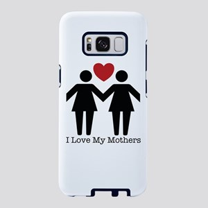 I Love My Mothers Samsung Galaxy S8 Case
