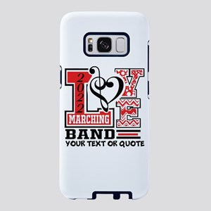 Love Marching Band: Samsung Galaxy S8 Case