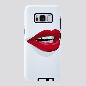Big mouth Samsung Galaxy S8 Case