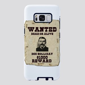 Doc Holliday Wanted Poster Samsung Galaxy S8 Case