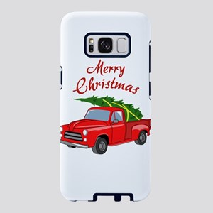 Merry Christmas Samsung Galaxy S8 Case