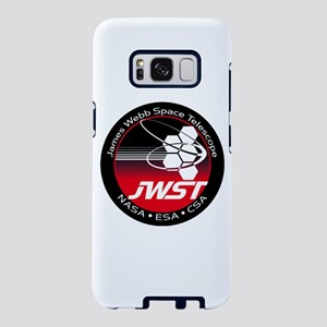 JWST NASA Program Logo Samsung Galaxy S8 Case