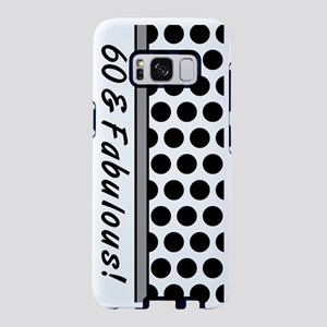 Fabulous 60th Birthday Samsung Galaxy S8 Case