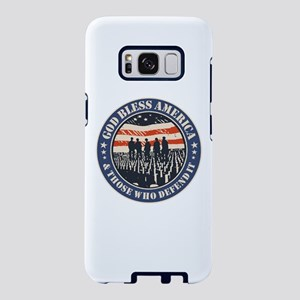 God Bless America Samsung Galaxy S8 Case