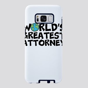 World's Greatest Attorney Samsung Galaxy S8 Ca