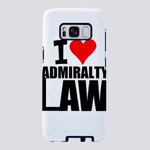 I Love Admiralty Law Samsung Galaxy S8 Case