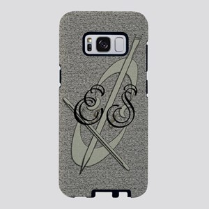 Cello Music Musician Monogram Samsung Galaxy S8 Ca