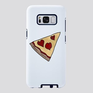 Piece of My Heart Pizza Sli Samsung Galaxy S8 Case
