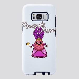 Pineapple Princess - Funny Samsung Galaxy S8 Case